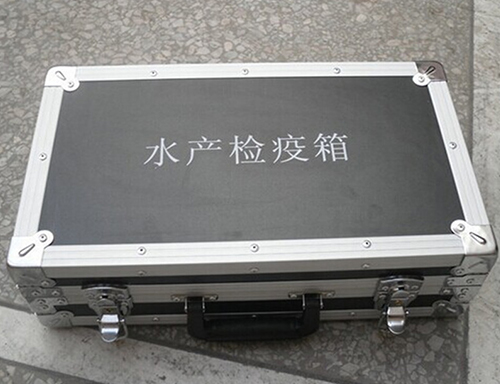 手提仪器仪表箱、水产检疫箱