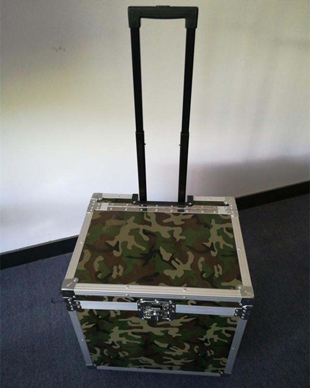 迷彩航空箱